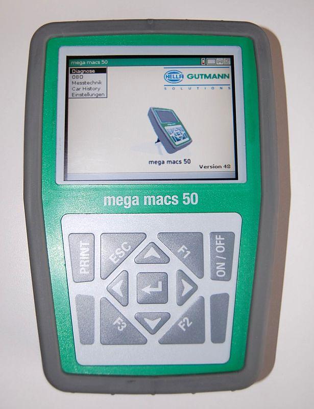 hella gutmann mega macs 50 kfz diagnoseger t tester obd1