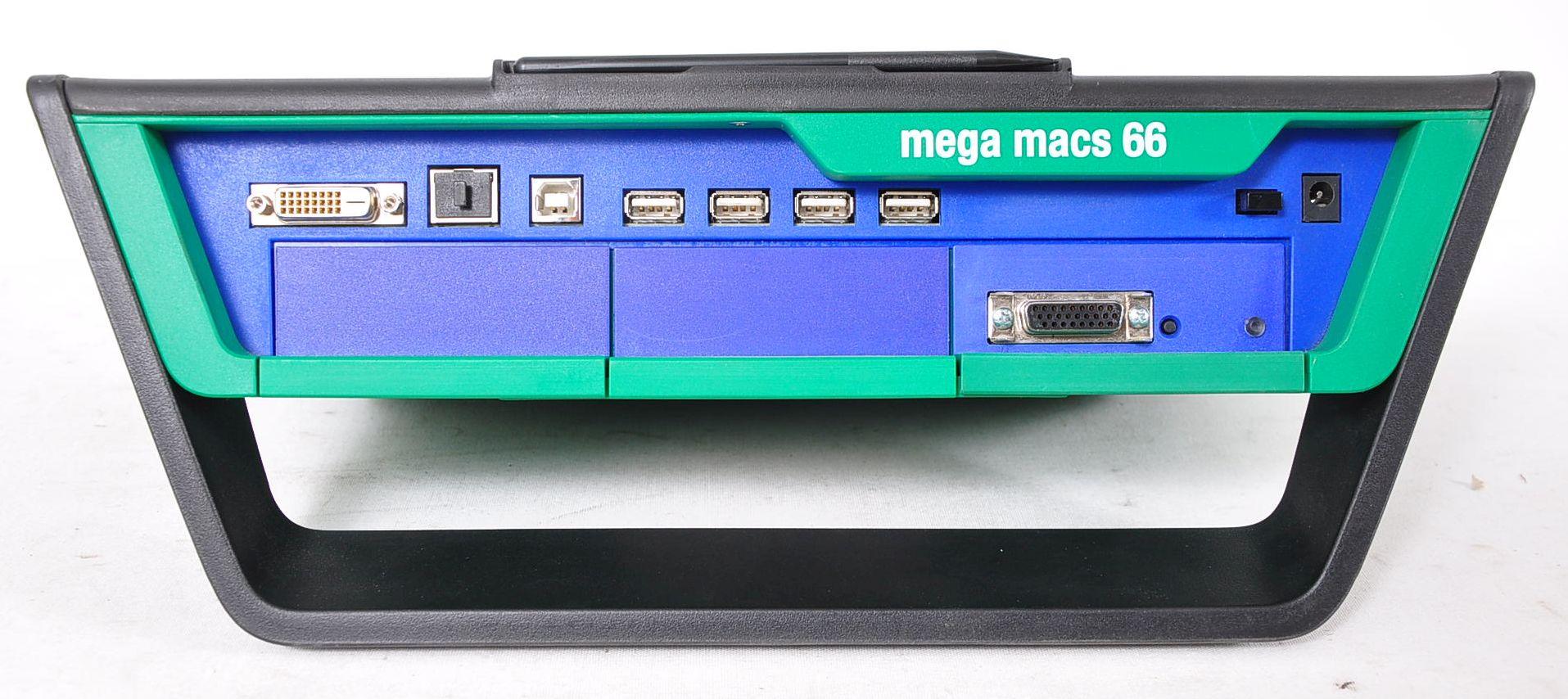 nuovo hella gutmann mega macs mm 66 dispositivo. Black Bedroom Furniture Sets. Home Design Ideas